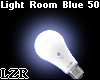 Light Room Blue 50%