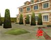 Mansion Courtyard