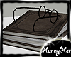 Books N Glasses Clutter