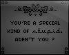 V ~ Special kind