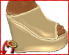 Gold Wedge - Discount!