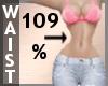 Waist Scaler 109% F A