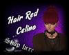 Hair Red Celina