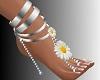 SL Daisy Beach Feet