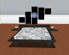 Leather & Lace pose bed