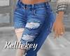 RL Blue Jeans