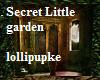 Secret Little Garden