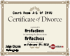 (SL) McBosses Divorce