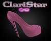 Diana Pink Heels
