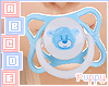 🐕 Cute Pacifier DRV