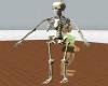 add a skeleton