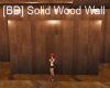[BD] Solid Wood Wall