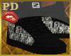 [PD] Black Sneakers [M]