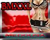 !M BMXXL striped fit