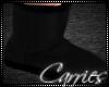 C Black Boots