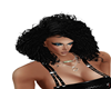 black curls