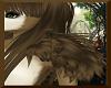 March Hare Shoulder Fur