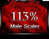[💋] Scaler 113%
