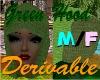 Green Hood M/F Dv