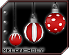 X-Mas Baubles: Red