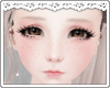 :3 Kawaii Head | Grey