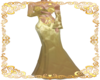 Golden Dancer Gown