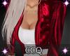 [CCQ]Jess-Silk Jacket