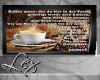 Lex Kaffee unser....