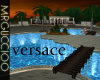 versace sunset poolparty