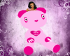 Its a Girl!  Pink Panda