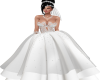 WEDDING  GOWN REQ. M