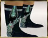 LP~Native Peacock Boots