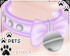 [Pets] Collar v1 | Lilac