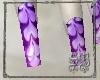 SB Purple Art Nailpolish