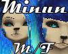 Minun Ears (M/F)
