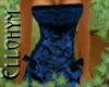 ~E- Velvet Vixen Blue