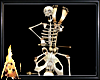 Skeleton Cello