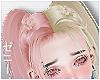 髪 2Tail Bicolor V1