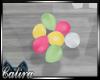 Floor Balloons 3