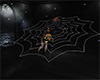 Animated Spider Web