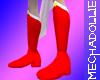 SE: Senshi Silver Boots
