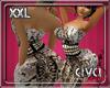 [AVA] XXL SKINNED DRESS