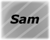 Sam Headsign