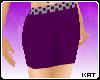 [K] Violet Skirt