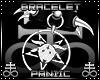 ♛ Penta Bracelet V1 M