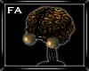 (FA)BrainHead Gold