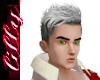 Sexy Santa spike hair
