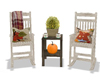 Rocking Chairs & Coffee