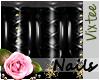 {VD}CN|Nails|TAPPED|shrp