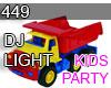 DJ LIGHT TOYS 449